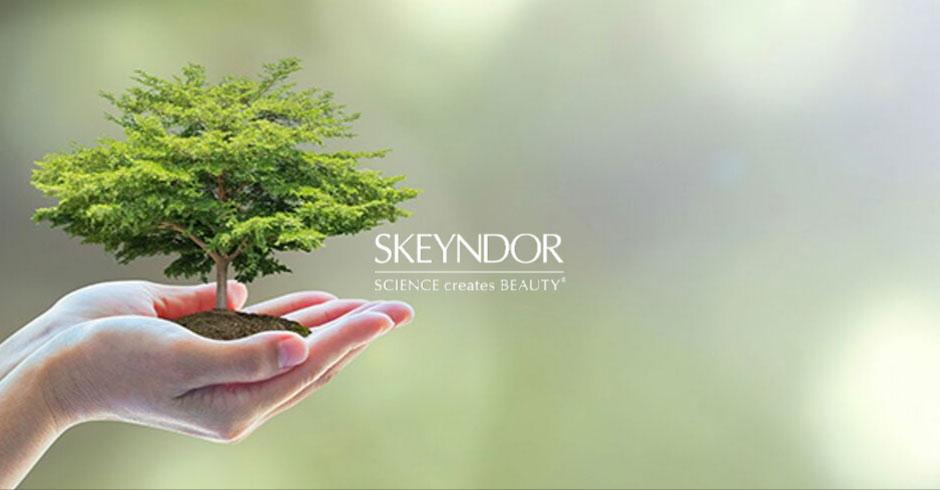 Skeyndor - Dbamy o Twoją skórę i środowisko